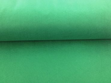 Filz 180 cm grün