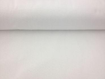 Filz 180 cm weiß