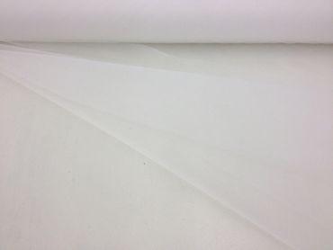 Feintüll gebrochenes weiß – Bild 1