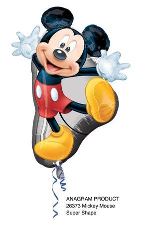 Folienballon Mickey Full Body