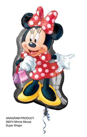 Folienballon Minnie Mouse