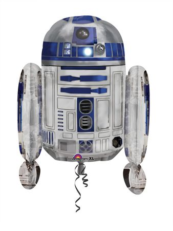 Folienballon R2D2