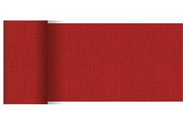 Dunicel Tischläufer Linnea rot
