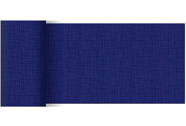 Dunicel Tischläufer Linnea dunkelblau
