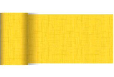 Dunicel Tischläufer Linnea gelb