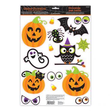 Halloween 2 - Halloween fensterdeko ...