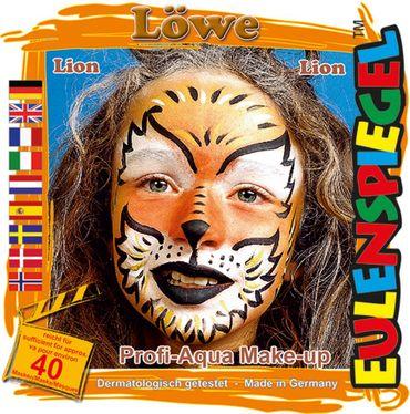 Schmink-Set Löwe