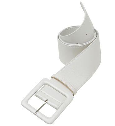 Lackgürtel weiß – Bild 1