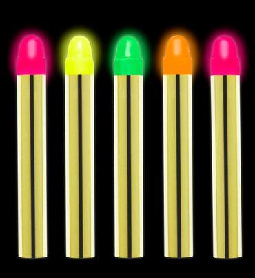 5 Neon-Make-up-Stifte – Bild 2