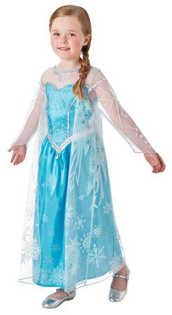 Elsa Frozen Deluxe Kleid