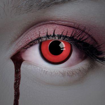 Kontaktlinse Devil Eyes – Bild 2