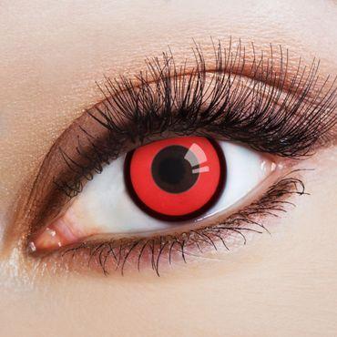 Kontaktlinse Devil Eyes – Bild 1