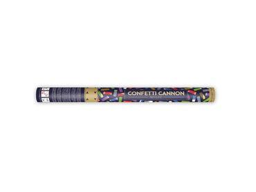 Konfetti-Shooter 60 cm bunt – Bild 1