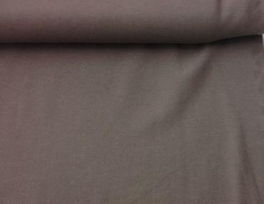 Baumwoll-Jersey grau