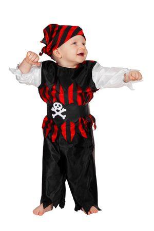 Anzug Pirat