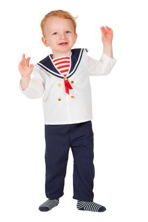 Matrosen-Anzug Baby