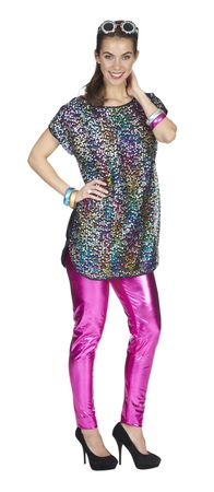 Multicolor-Longshirt
