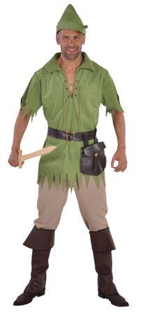 Robin-Anzug grün