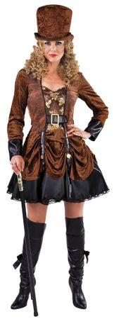Steampunk-Kleid Viktorianisch