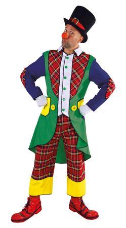 Clown 'PIPO'-Anzug