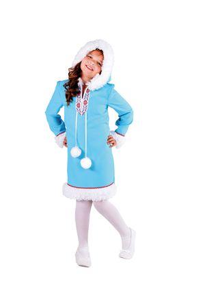 Eskimo-Kleid Ice Blue