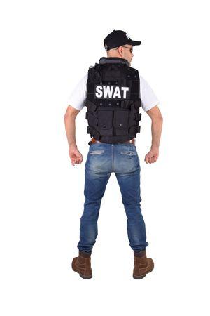 Police-Weste luxe – Bild 3