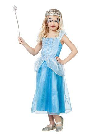 Eisprinzessin-Kleid – Bild 1