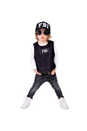 Baby FBI-Weste