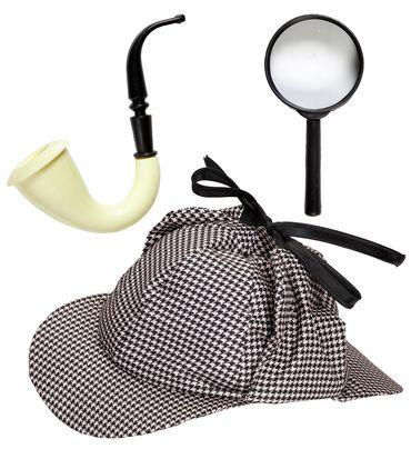 Detektiv-Set 3-tlg. – Bild 1