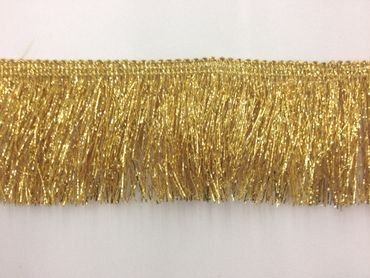 Franse Lurex gold