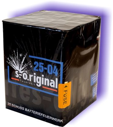 Feuerwerk-Batterie Weltmeister 25-04