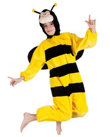 Plüsch-Overall Biene – Bild 1