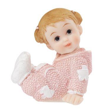 Figur Babygirl rosa