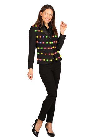 Damenjacke Agena mit LEDs