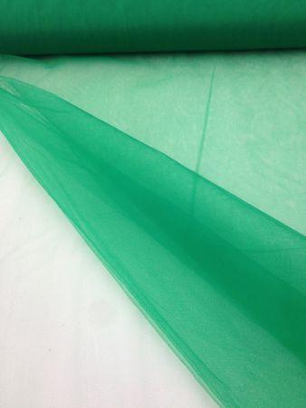 Feintüll grün
