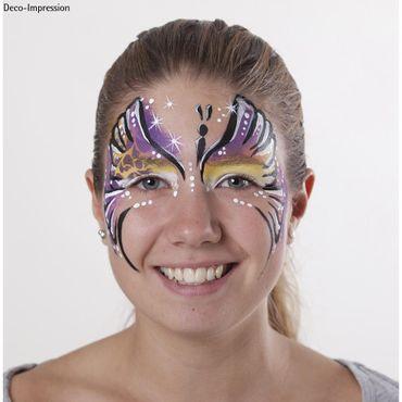 Paint-Me Schablone Schmetterling – Bild 2