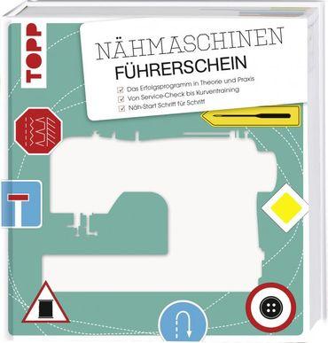 Buch Nähenmaschinen-Führerschein