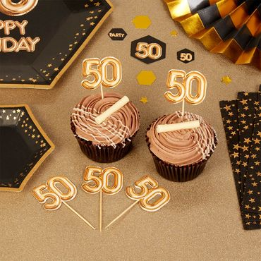 20 Cupcake-Picker 50 gold