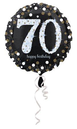 Folienballon Sparkling 70