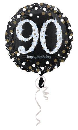 Folienballon Sparkling 90