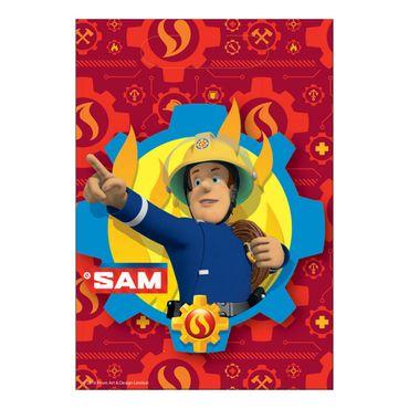 8 Partytüten Fireman Sam