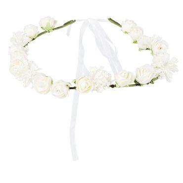 Blumen-Haarband Ibiza – Bild 2