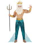 Poseidon Kostüm 001
