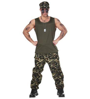 Soldat-Anzug – Bild 1