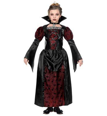 Vampirin-Kleid