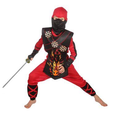 Ninja Fire-Anzug – Bild 4