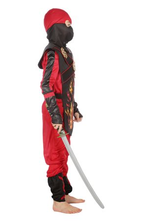 Ninja Fire-Anzug – Bild 2