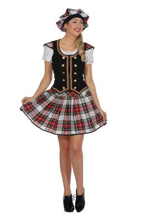Kostüm Schottin Morgan – Bild 1