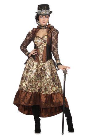 Steampunk-Kleid Lacey – Bild 1