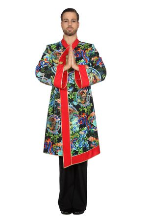 Chinesen-Jacke Dragon